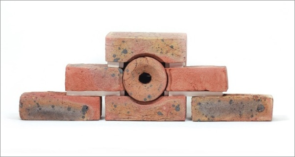 Bird brick by Aaron Dunkerton (image from Aaron Dunkerton's website)