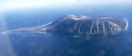 Island of Surtsey, 1999 (photo from Wikimedia Commons)