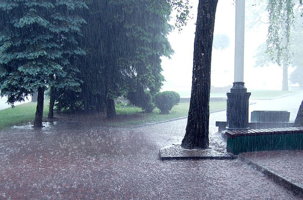 Rain in Ukraine (photo by Pridatko Oleksandr via Creative Commons license Wikimedia Commons)